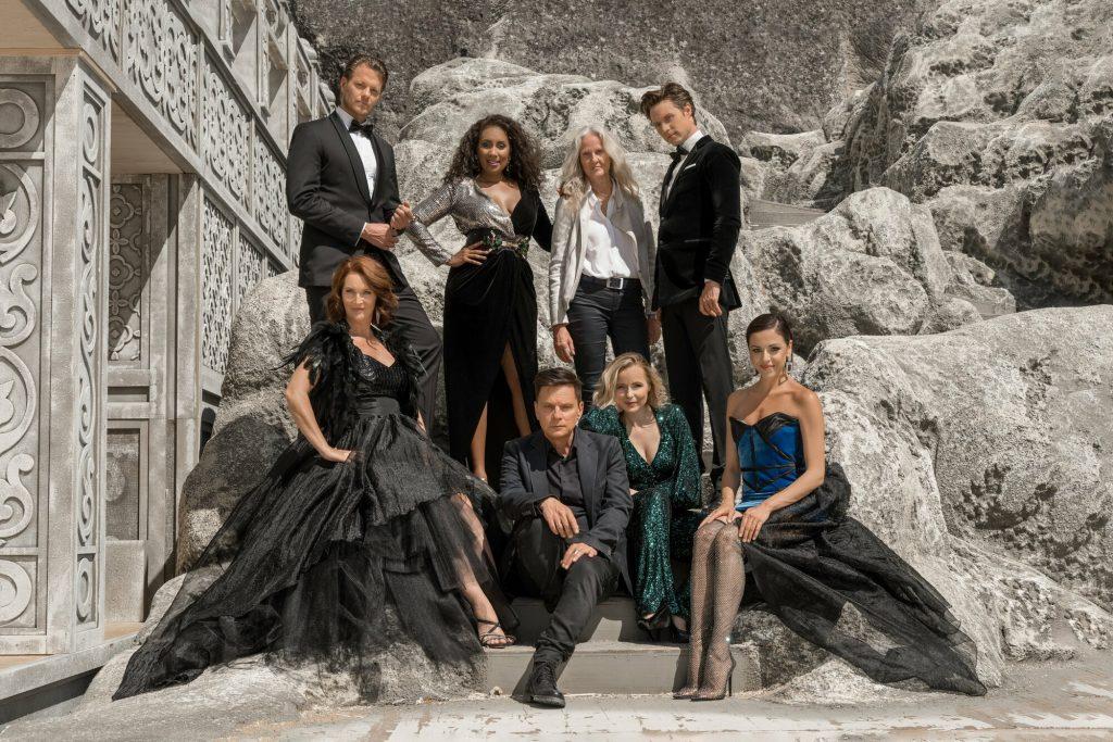 9 Musicalstars in St. Margarethen Im Steinbruch am 9. und 10. August