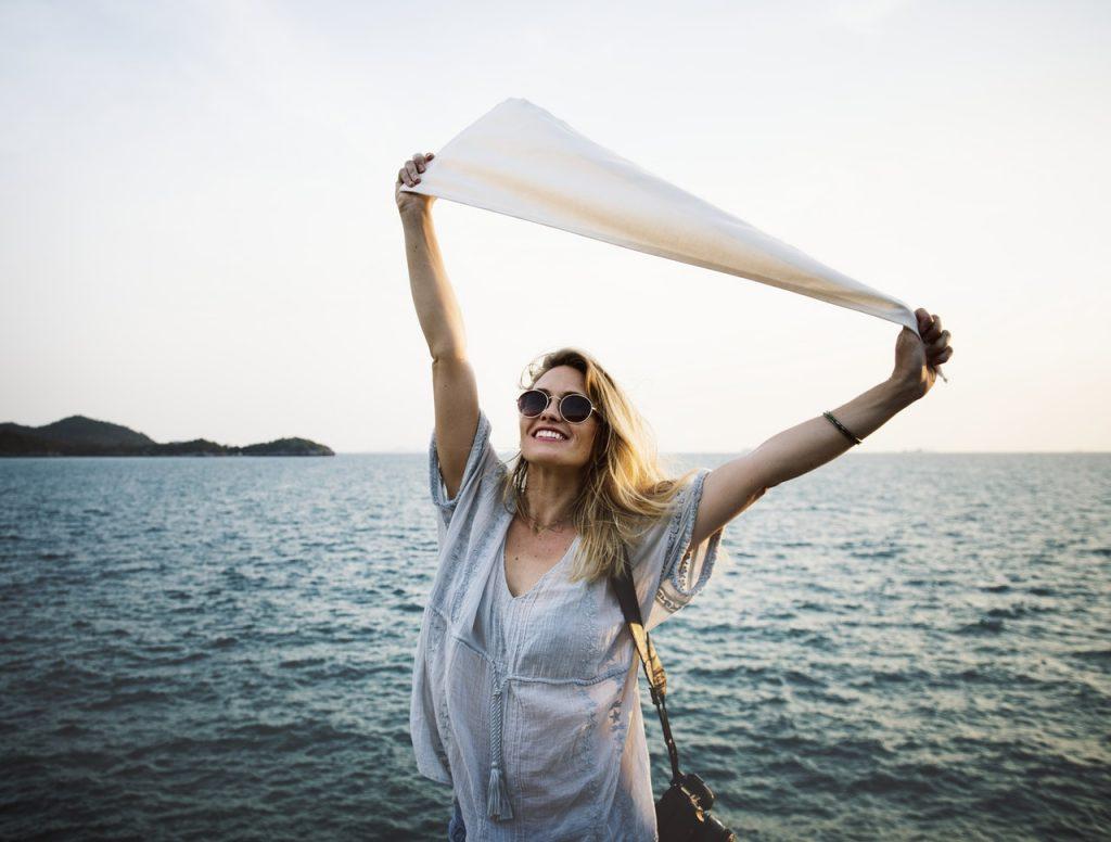 Wo fangen wir an, Leben, Glück und Sein zu spüren?
